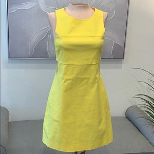 Kate Spade ♠️ Saturday Dress in Yellow Size 2